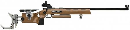 Anschutz 1907 in 1914 walnut stock