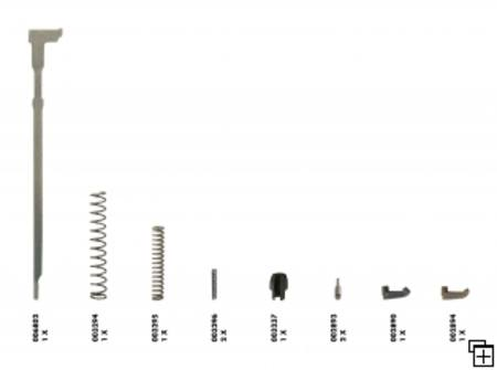 Spare Parts set for Rifle Bolts