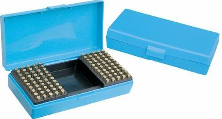 Ammo box for competition - Blue  ahg 269