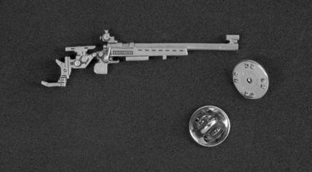 Rifle Pin 1918