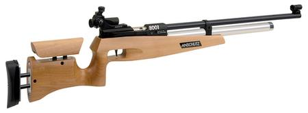 Buy Club walnut Air Rifle with 4709A Anschutz 8001 in NZ.