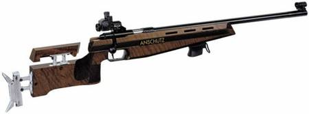 Anschutz 1907 in Walnut Stock